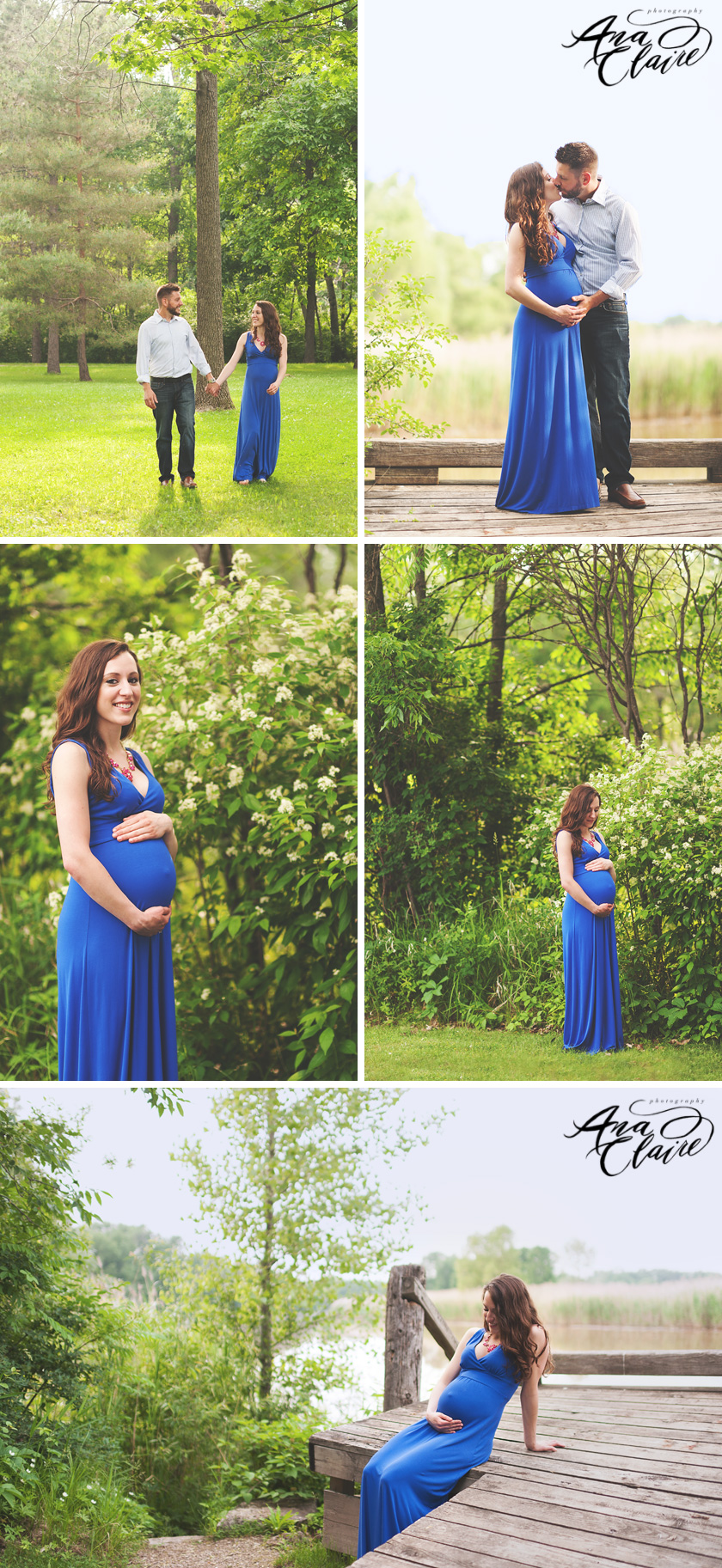 De Pere Maternity Photographer