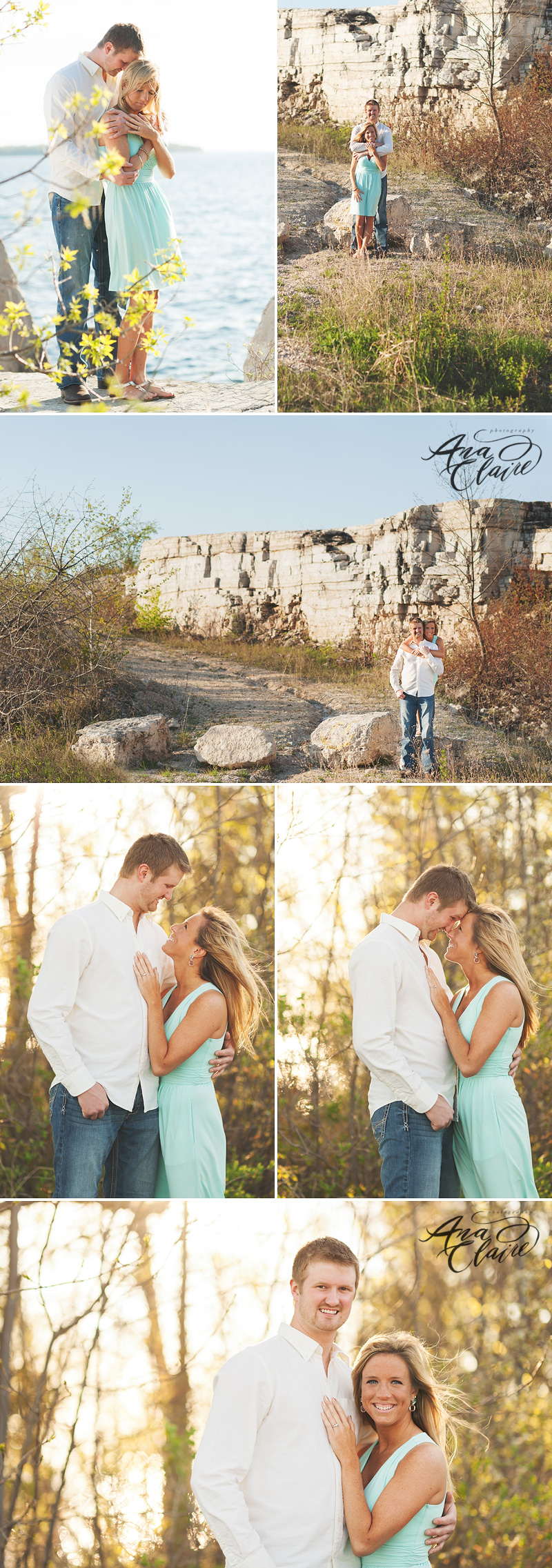 Sturgeon Bay Engagement Photographer