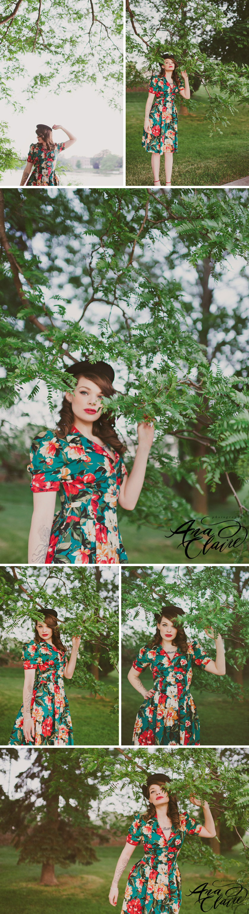 Green bay vintage shoot