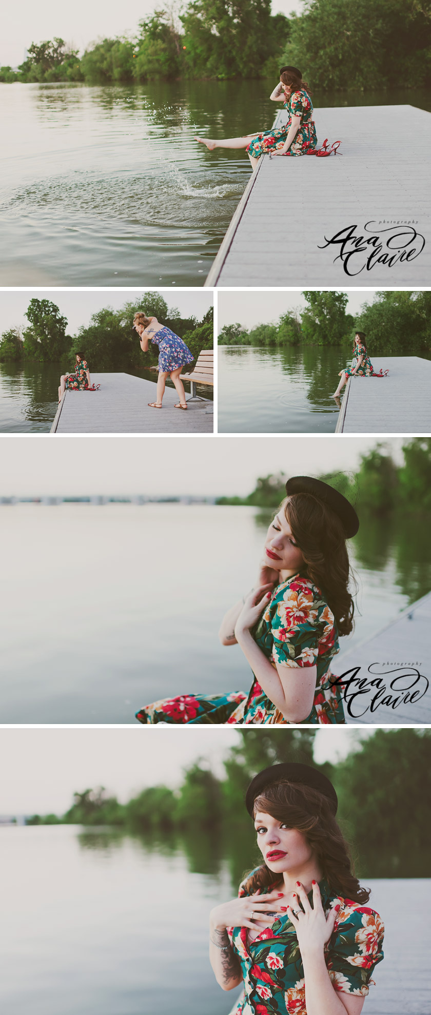 Styled Photo shoot - green bay