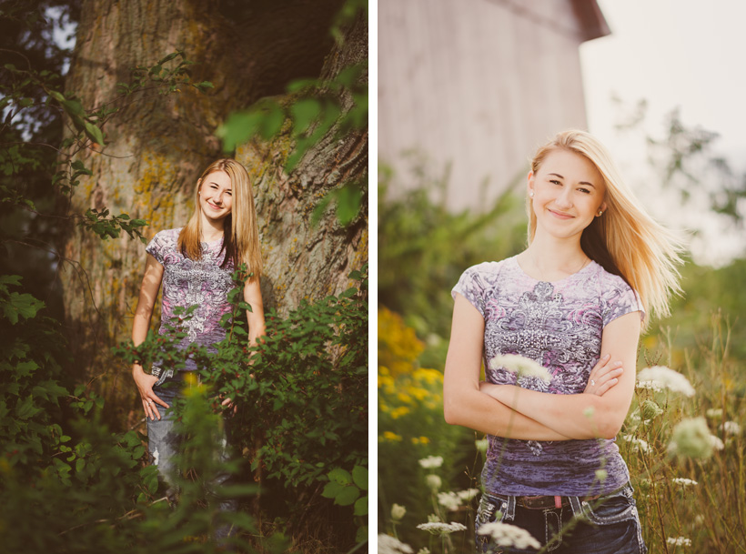 Sturgeon Bay Senior Photographer