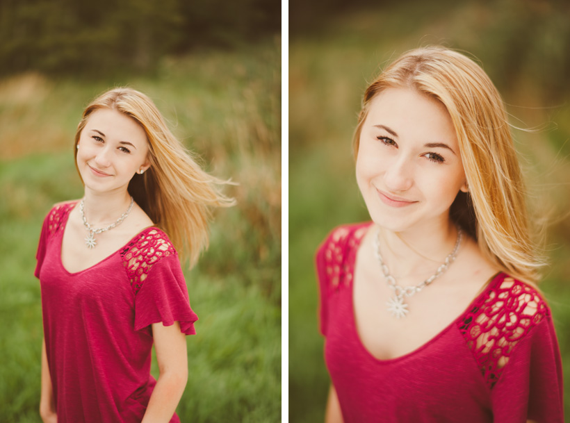 Sturgeon Bay Senior Portrait Photogrpaher
