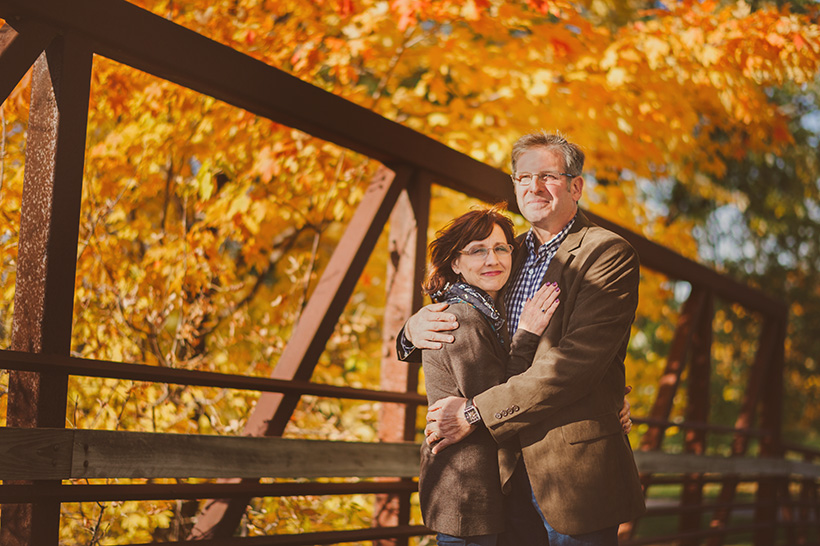 Fall Family Portraits in Green Bay