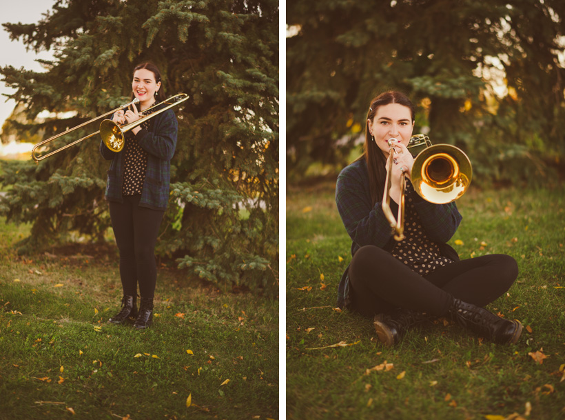 Musical Senior Portraits