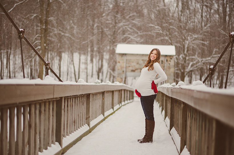 Maternity Photographer in green bay