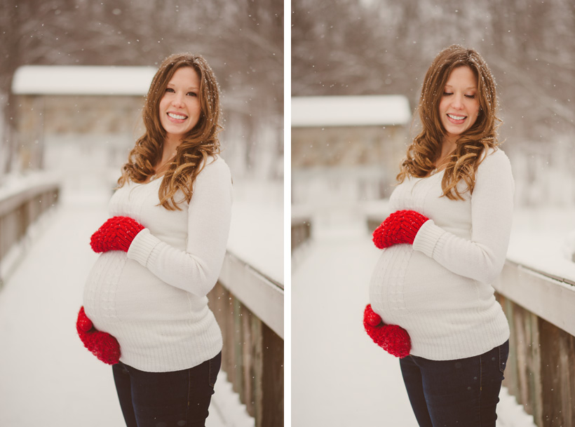 maternity photographer in wisconsin