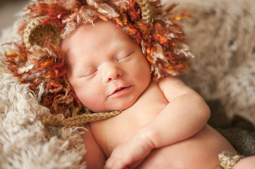 newborn photographer in green bay