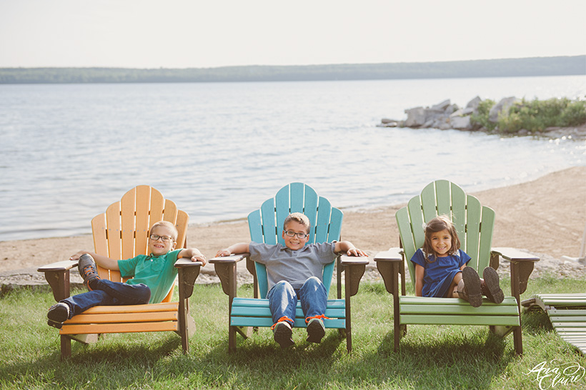 child photography by the water door county