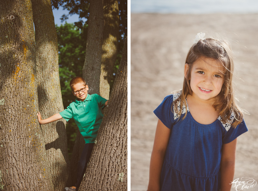 sturgeon bay child photographer