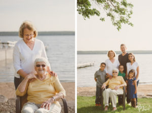 family photographer in door county