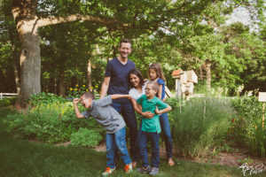 family photographer in sturgeon bay